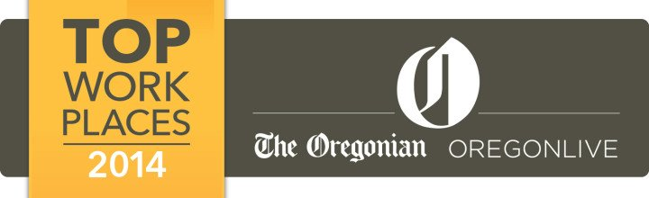 CHNW Oregonian's Top Workplaces 2014