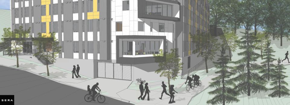 SERA Neighborhood Bike Path –Focus on People