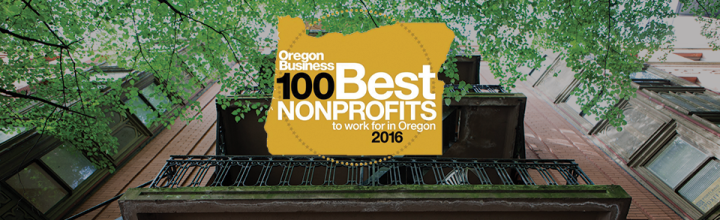 CHNW Recognized Among Oregon 100 Best Nonprofits