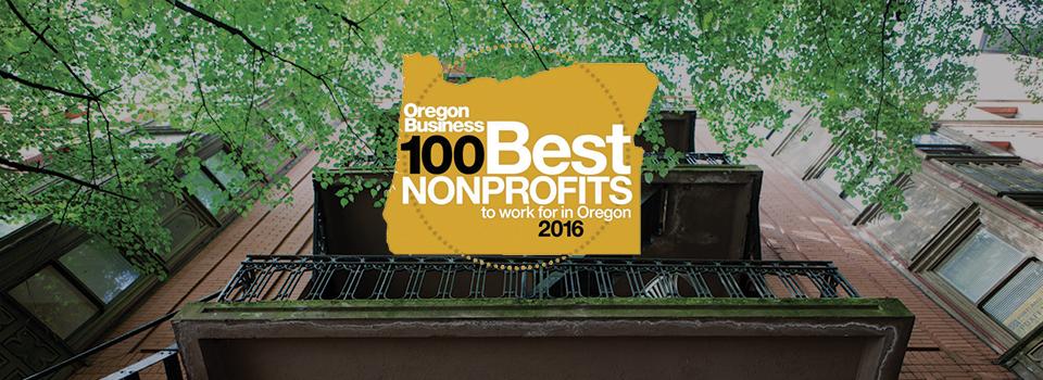 CHNW Recognized Among Oregon 100 Best Nonprofits