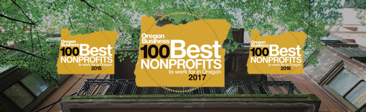 CHNW is Named Best Nonprofit 3 Years in a Row