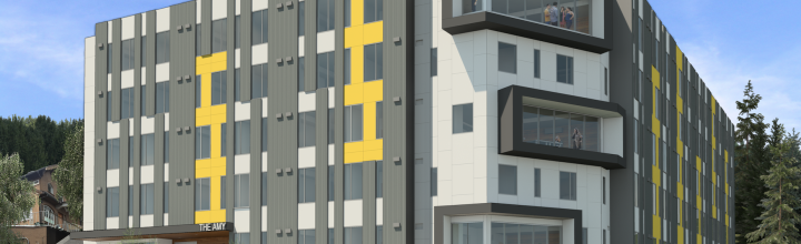 Affordable Student Housing Project: The Amy