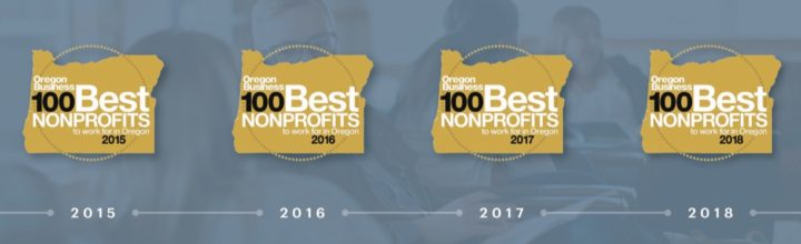 CHNW is Named Best Nonprofit 4 Years in a Row